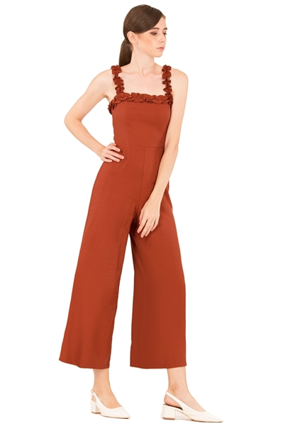 Picture of Dokianir Jumpsuit (Brown)