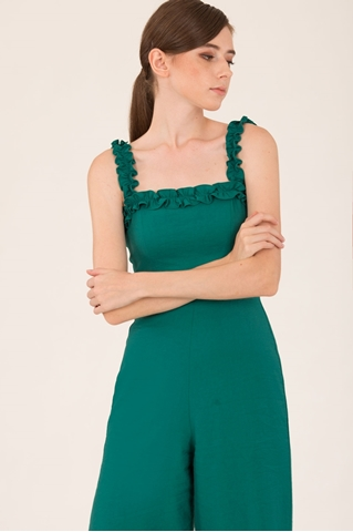Show details for Dokianir Jumpsuit (Green)