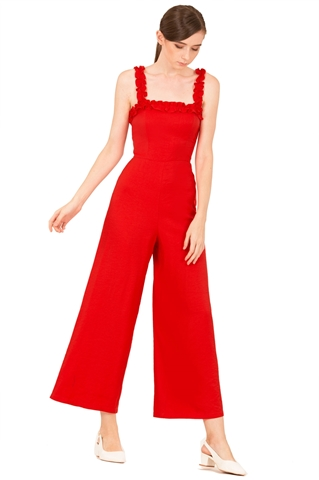 Picture of Dokianir Jumpsuit (Tangerine)