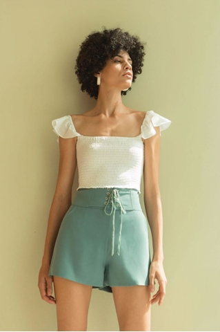 Show details for Daroniq Pants (Pale Green)