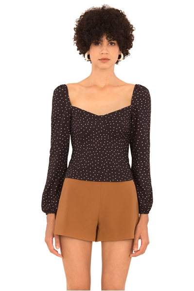 Picture of Ditakiola Top (Black)