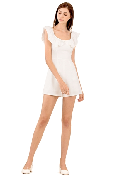 Picture of Damibir Romper (White)