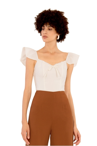 Picture of Doxcamuy Top (White)
