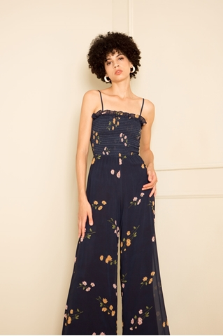 Show details for Demieio Jumpsuit (Navy)