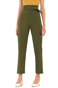 Picture of Dyvivi Pants (Army Green)