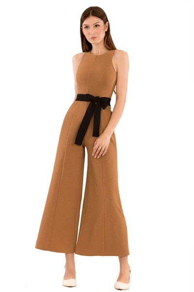 Picture of Danaverlia Jumpsuit (Brown)