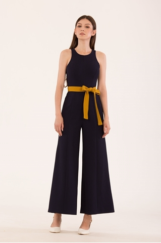 Show details for Danaverlia Jumpsuit (Navy)