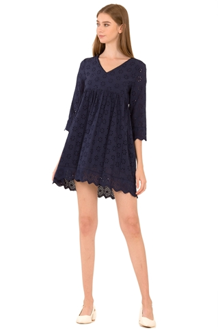 Picture of Dernifer Skort Dress (Navy)