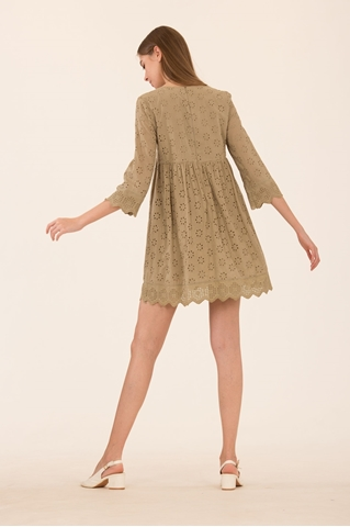 Show details for Dernifer Skort Dress (Olive)