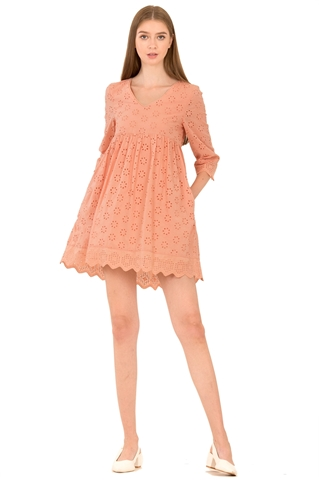 Picture of Dernifer Skort Dress (Peach)