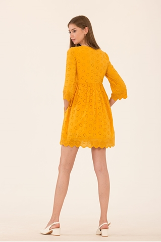 Show details for Dernifer Skort Dress (Sunflower Yellow)