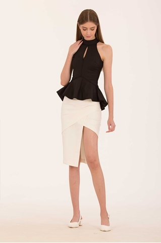 Show details for Derzinus Skirt (White)