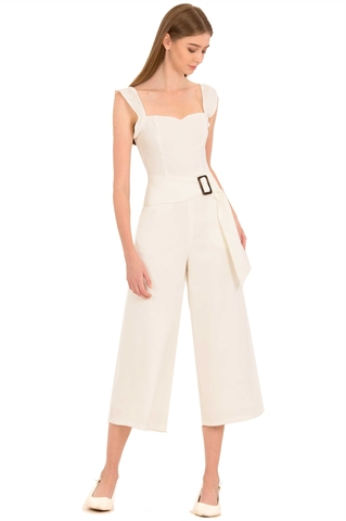 Picture of Damiyiar Jumpsuit (White)