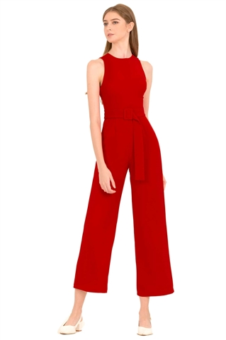 Picture of Derjolita Jumpsuit (Tangerine)