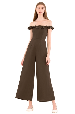 Show details for Dartessar Jumpsuit (Army Green)