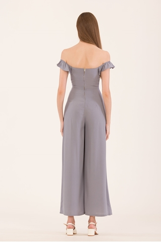 Show details for Dartessar Jumpsuit (Ash Blue)