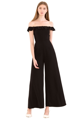 Picture of Dartessar Jumpsuit (Black)