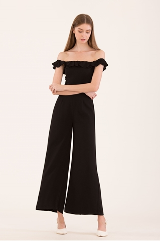 Show details for Dartessar Jumpsuit (Black)