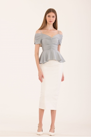 Show details for Dharlieh Top (Pale Green)