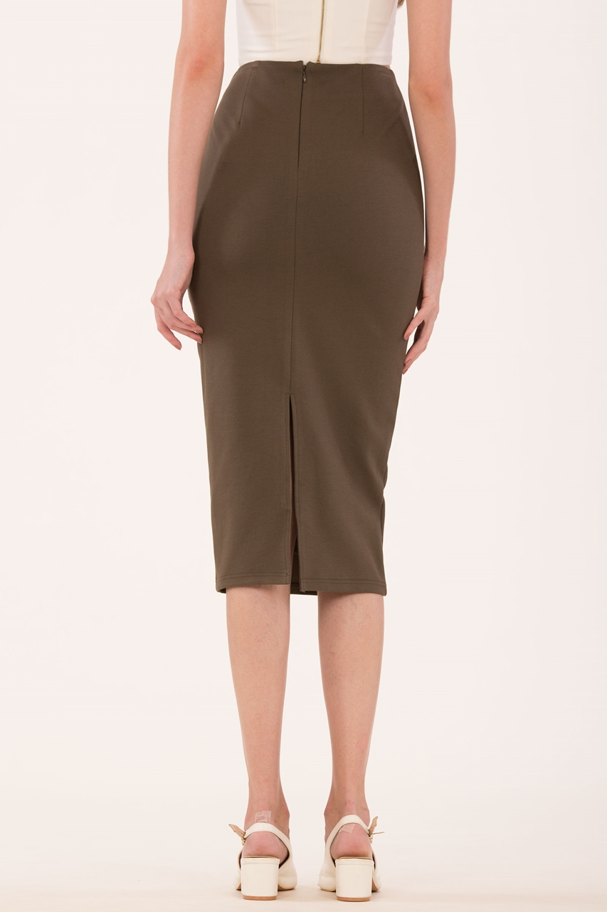 Picture of Droviolyn Skirt (Army Green)