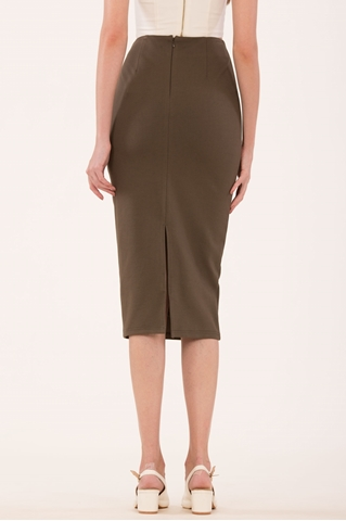 Show details for Droviolyn Skirt (Army Green)
