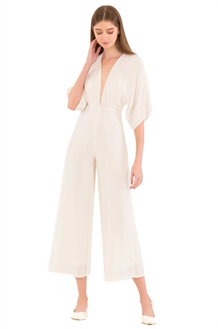 Picture of Dewulif Jumpsuit (White)