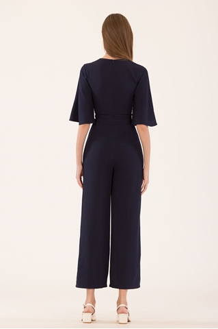 Show details for Diffaniqa Jumpsuit (Navy)