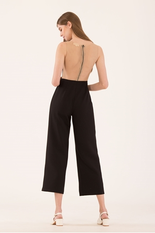 Show details for Diolerio Jumpsuit (Black)