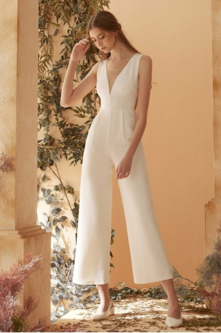 Picture of Diolerio Jumpsuit (White)