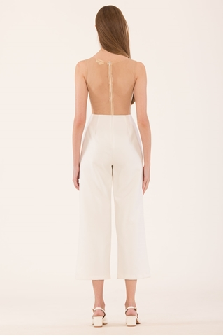 Show details for Diolerio Jumpsuit (White)