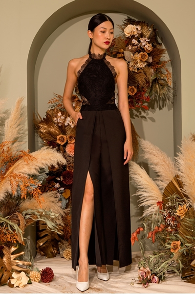 Picture of Dufelei Jumpsuit (Black)