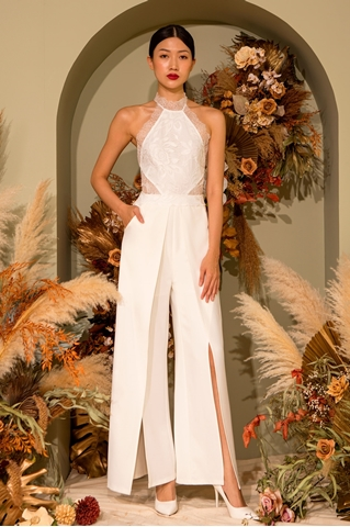 Picture of Dufelei Jumpsuit (White)