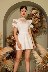 Picture of Dyjuhuey Romper (White)