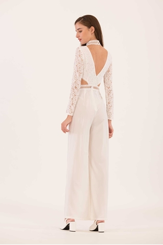 Show details for Dimihanxu Jumpsuit (White)