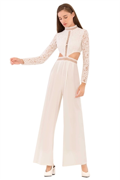 Picture of Dimihanxu Jumpsuit (White)