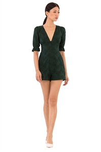 Picture of Danaliong Romper (Green)