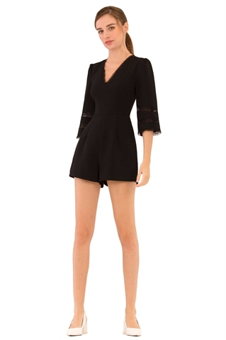Picture of Danines Romper (Black)