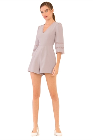 Picture of Danines Romper (Mauve)