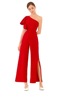Picture of Doriffel Jumpsuit (Red)