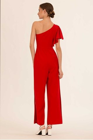 Show details for Doriffel Jumpsuit (Red)