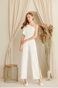 Picture of Doriffel Jumpsuit (White)