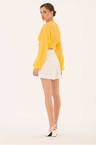 Show details for Doceyla Top (Yellow)