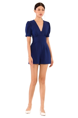 Picture of Duciana Romper (Blue)