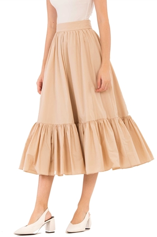 Picture of Dalhfid Skirt (Beige)
