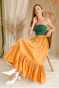 Picture of Dalhfid Skirt (Mustard)