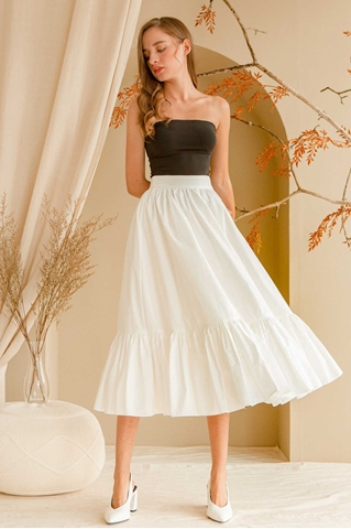 Picture of Dalhfid Skirt (White)