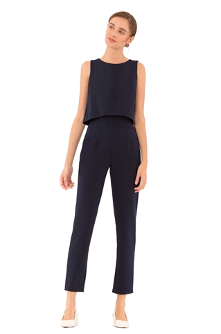 Picture of Dirvu Jumpsuit (Navy )