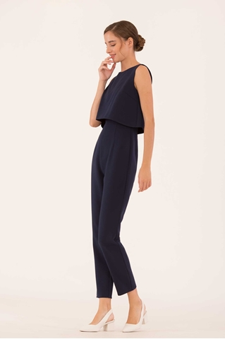 Show details for Dirvu Jumpsuit (Navy )