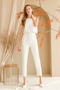 Picture of Dirvu Jumpsuit (White)