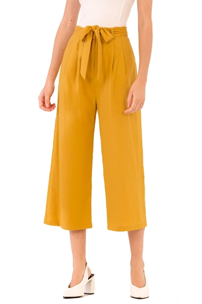 Picture of Deser Pants (Mustard)